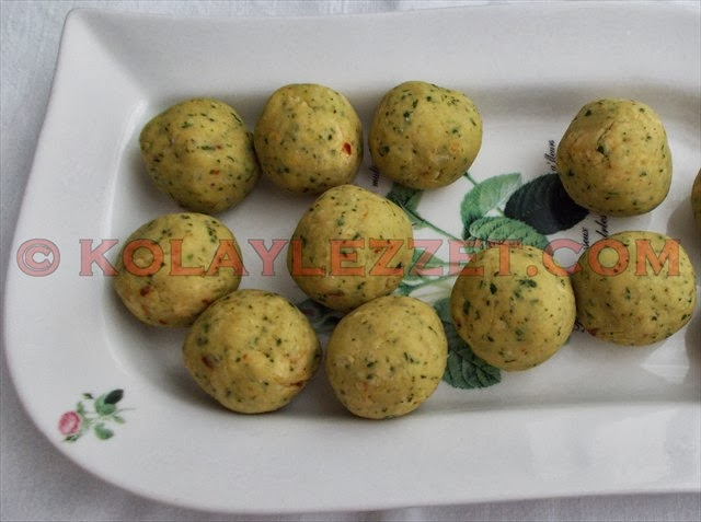 Easy Falafel Recipe (Chickpea Balls) 🧆